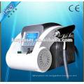 1064nm 532nm q Schalter Laser für Augenbraue Tattoo Entfernung