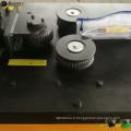 Cintreuse circulaire courbée d'arc de barre d'acier de qualité durable