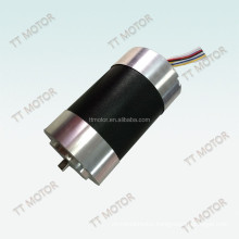 TEC56100 and motor brushless dc 12 volt for winch
