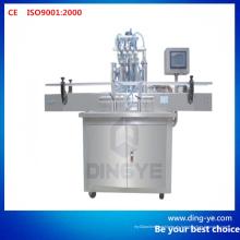 Máquina de llenado líquido lineal automática (serie Zy)