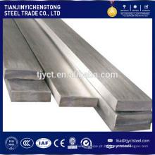 Preço laminado a quente 201 304 316 de aço inoxidável / barra chata por kg