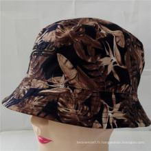 Chapeau de pêche à la promotion Sun Cap Hat (LB15101)