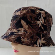 Promotional Fishing Bucket Sun Cap Hat (LB15101)