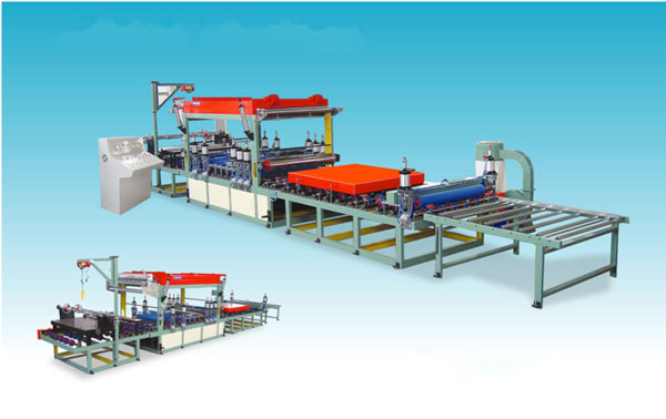 Hot Stamping Machine And Lamination Machine