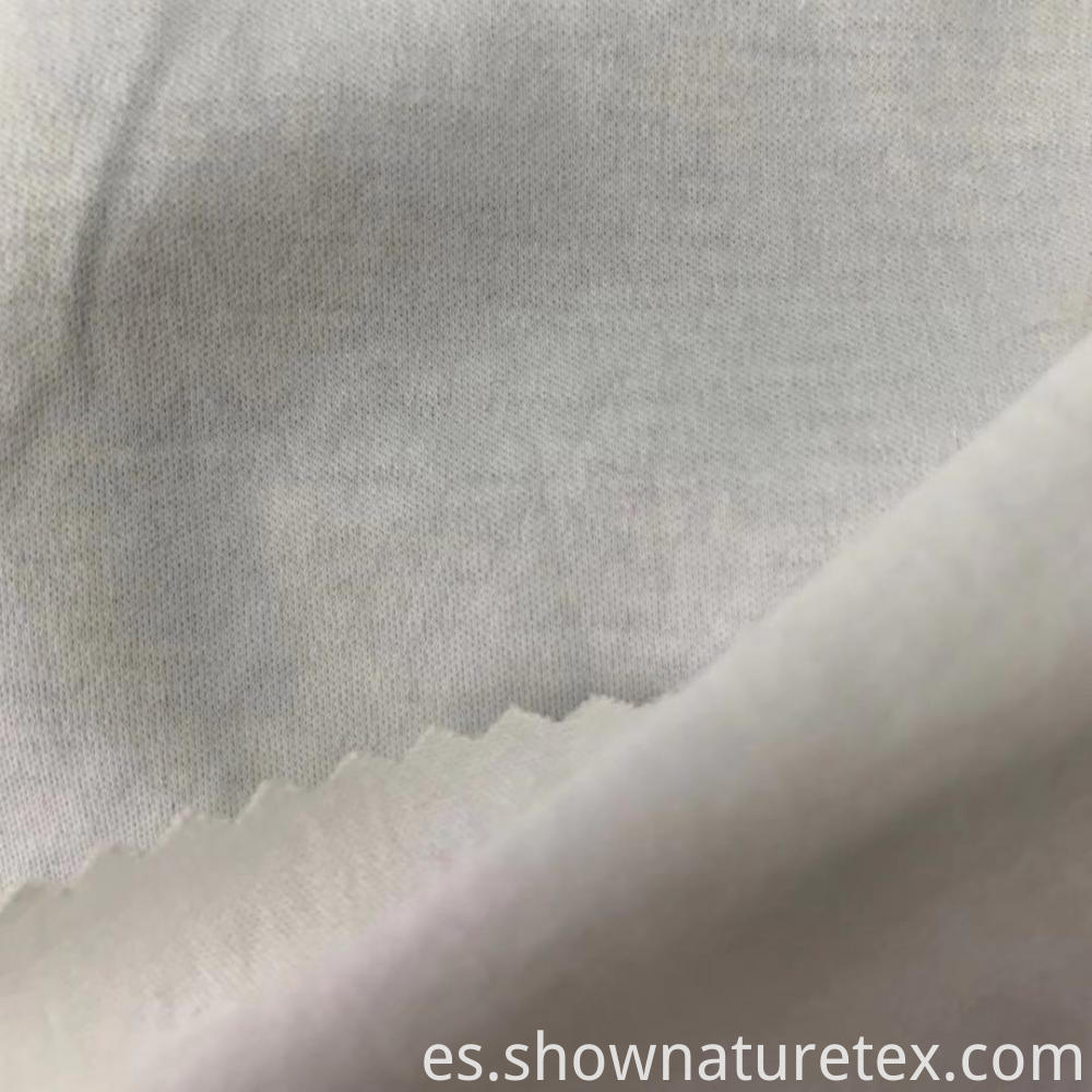Double Jersey Cotton T-shirt Fabric