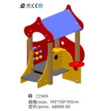 2014 divertidos dibujos animados niños jugar diapositiva fábrica de juguetes