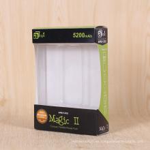 Diseño de lujo impreso cajas de embalaje logotipo personalizado