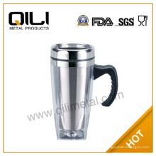 2015 alta calidad BPA libre de viaje taza de café