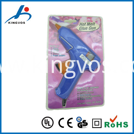 40W Professional High Temp 2 Heater Glue Gun