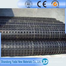 Geogrids Triaxial biaxial uniaxial plástico dos PP do polipropileno para a construção de estradas