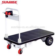Caminhão de mesa elevatória com tesoura a bateria / com carrinho de mesa elétrico
