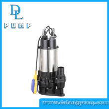 V750 Series Stainless Steel Drainage Pump Sewage Submersible Universal Electric Fuel Pump