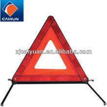 triángulo de advertencia de seguridad