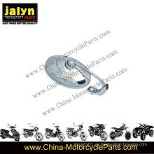 High Qualtiy piezas de la motocicleta Espejo retrovisor lateral cromado