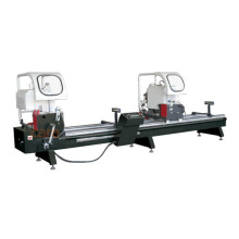 UPVC Plastic Profile Double Mitre Cutting Saw Machine