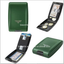 New Years Gifts Metal Card Case, Multi Function Card Case