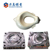Factory Direct Sales Quality Assurance Plastic Baby toilet cover plastic mold