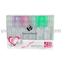 square lip oil make up set