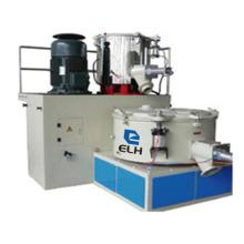 Mezclador tipo vertical de calentamiento y enfriamiento para materiales plásticos