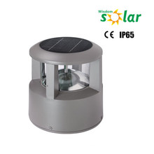 Lumineux LED de coulage sous pression d'aluminium extérieur gazon solaire light(JR-CP46)