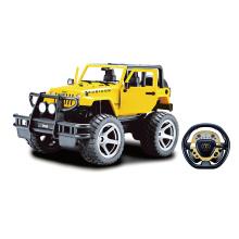 Remoto Controlado Open Door Wrangler Jeep Modelos Carro Elétrico