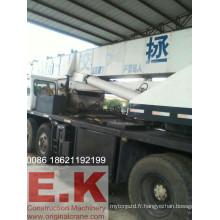 Machine à griller Kato hydraulique mobile originale 50ton d'occasion (NK500E)