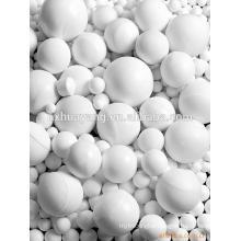 grinding media high alumina ceramic ball 40- 80mm