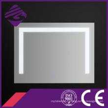 Jnh135 Сашо красивый прямоугольник Ванная комната стеклянные зеркала с светом СИД