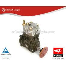 Подлинный воздушный компрессор 373-3509100 приложение для YuChai YC6108-430