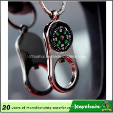 Compass Opener Keychain