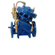 Válvula de Rsducing de Presión Ajustable (Yx741X)
