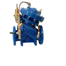 Adjustable Pressure Rsducing Valve (Yx741X)