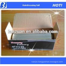 wholesale aluminum foil for hair dressing