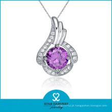 Pingente de Diamante de Luxo com Preço Razoável