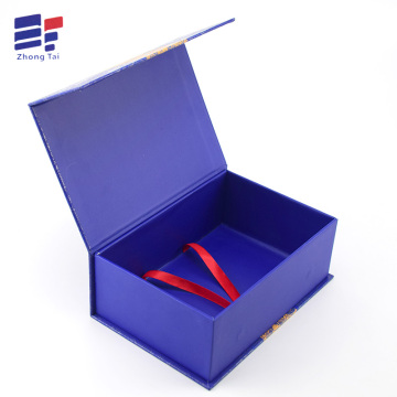 Logo Custom Attractive Forme de livre Paper Box