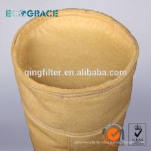 Zementfabrik Filtertaschen