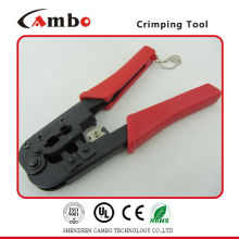 China Manufacturing Easy Handling RJ45 & RJ11 hydraulic cable lug crimping tool