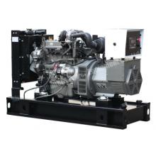 81kw Standby / CUMMINS /, tragbar, Baldachin, CUMMINS Motor Dieselaggregat