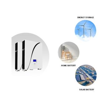 Bateria solar 48V 100Ah para armazenamento de energia doméstica