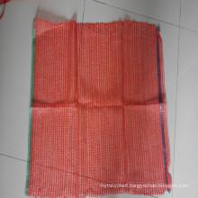 pp Raschel mesh bag for onion, orange, potato packing