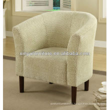 Hotel hot sale upholstered sofa chair XY2483