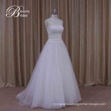 Вюрцбург линия новый дизайн длинные свадебные платья со съемной