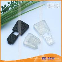 Мода Пластиковый конец шнура для одежды KE1063 #