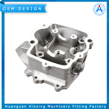 Motorcycle Cylinder Head Aluminium High Precision Casting Parts