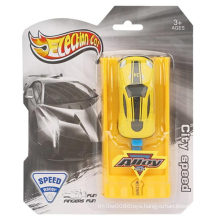 Boy GIF Alloy Vehicle Ejection Toy Speed Car Toy