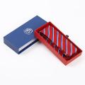 Cópia feita sob encomenda profissional vários testes padrões populares gravatas personalizadas