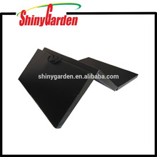 PVC Basics Normal PVC Gym Mat and Exercise Mat Three Fold Mat in 40mm*600mm*1800mm