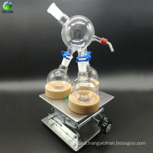 Ethanol distillation lab Short Path Molecular Distillation
