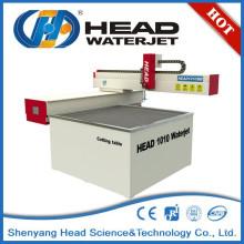 China HEAD 1300mm * 1300mm mini máquina de corte por chorro de agua