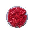 Buntes medizinisches Verpackungsmaterial Leere Gelatinekapsel